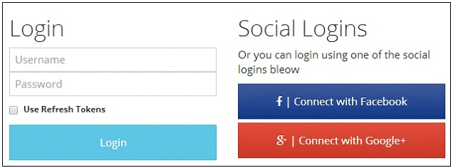 ASP.NET Web API 2 external logins with Facebook and Google in AngularJS app (5/6)