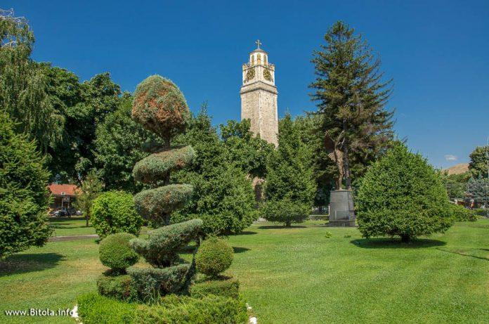 Bitola Clock Tower 06