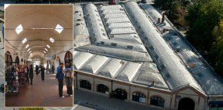Bezisten - covered bazaar in Bitola