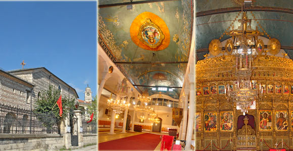 Saint Dimitrij church in Bitola