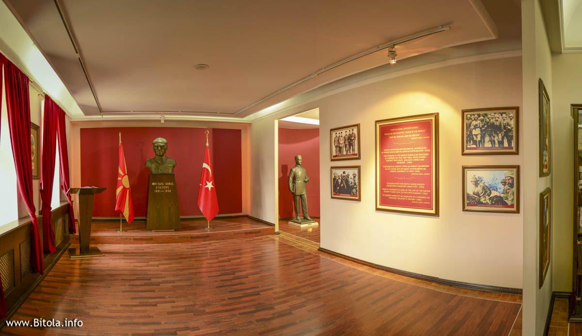Mustafa Kemal Ataturk Museum Bitola Macedonia 3