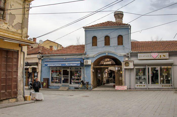 Hadzi Mahmud Bey Mosque