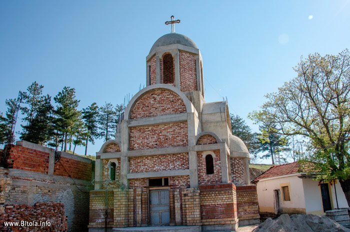 St. Archangel Michael Monastery in Bitola Macedonia 02