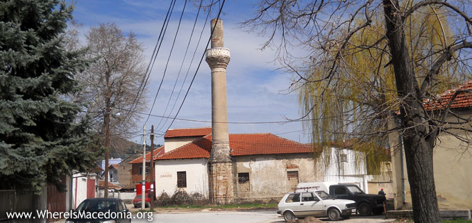 You are currently viewing Isa Fakıh Mosque