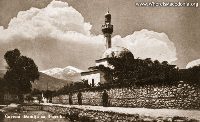 Read more about the article Mosque of Three Sheyks