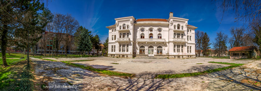 Read more about the article House of Army (Oficerski) in Bitola
