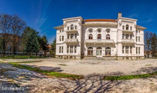 Oficerski Bitola - House of Army in Bitola