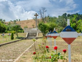 Serbian Military Cemetery in Bitola