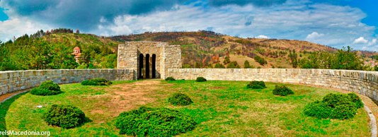 German Military Cemetery in Bitola - Macedonia