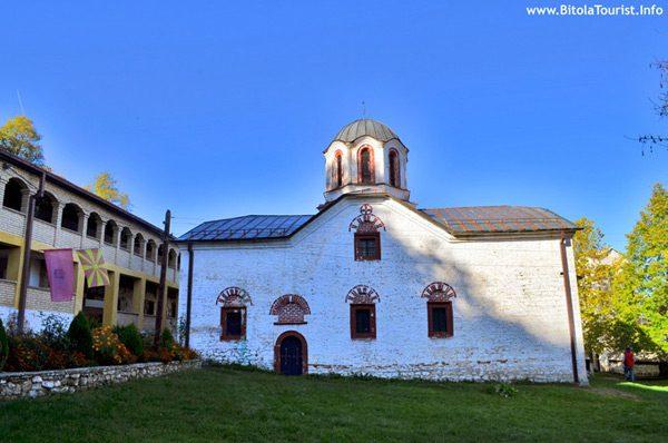 Bukovo Monastery – Holy Transfiguration of Christ - near Bitola