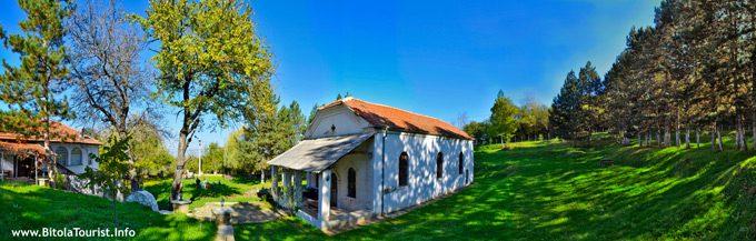 Krstoar Monastery near Bitola