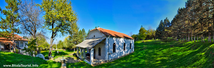 You are currently viewing Krstoar Monastery near Bitola