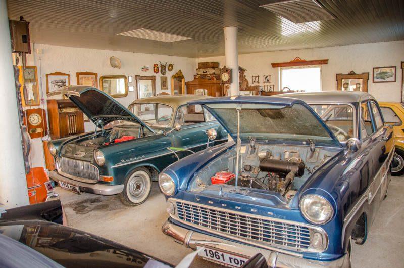 """Auto and Ethno Museum """" Filip"""" in village Krklino Bitola"""