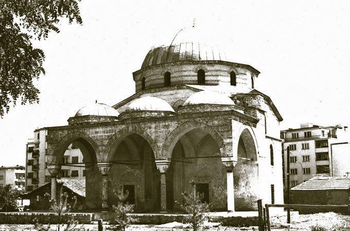 Haydar Kadi Mosque bitola 1967