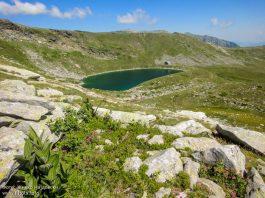 Golemo Ezero Pelister National Park Macedonia