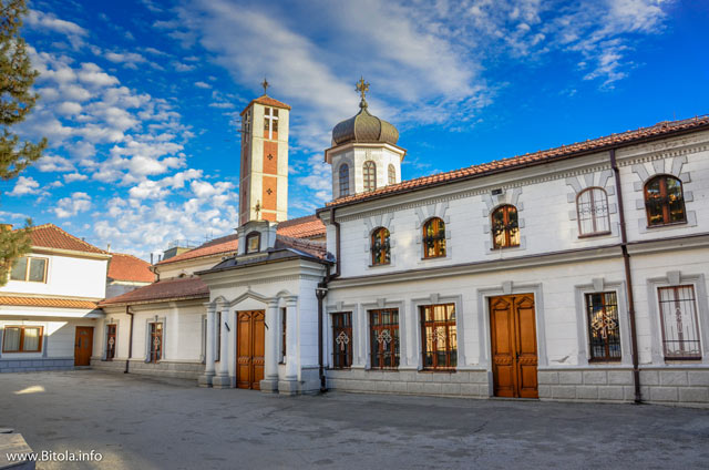 You are currently viewing Church St. Mary in Bitola – Photo Gallery