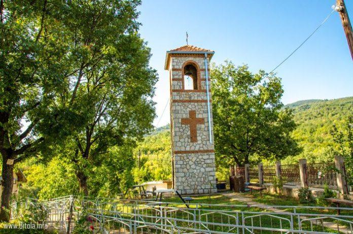 Sv atanasij veliki Smolevo Bitola
