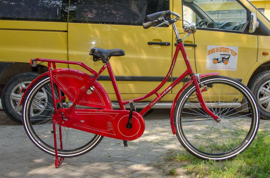 """Read more about the article Amsterdam Bikedeluxe City 24"""" – Rent a Bike in Bitola"""