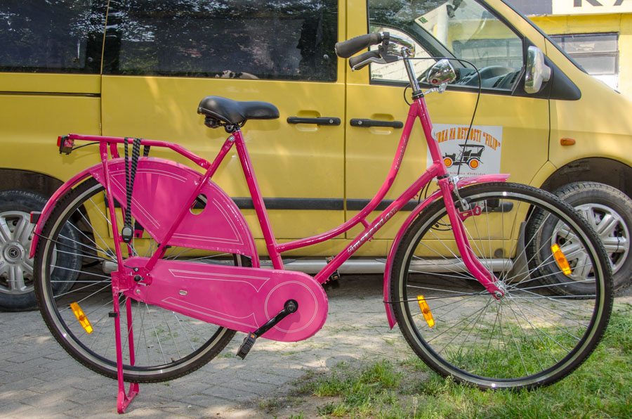 """Read more about the article Amsterdam Bikedeluxe City 28"""" – Rent a Bike in Bitola"""
