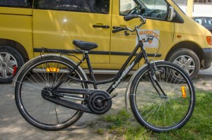 Read more about the article City Bike Fahrrsdstar 28'' – Rent a Bike in Bitola