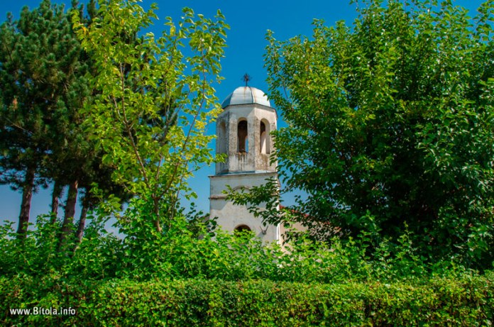 Bareshani St Dimitrij