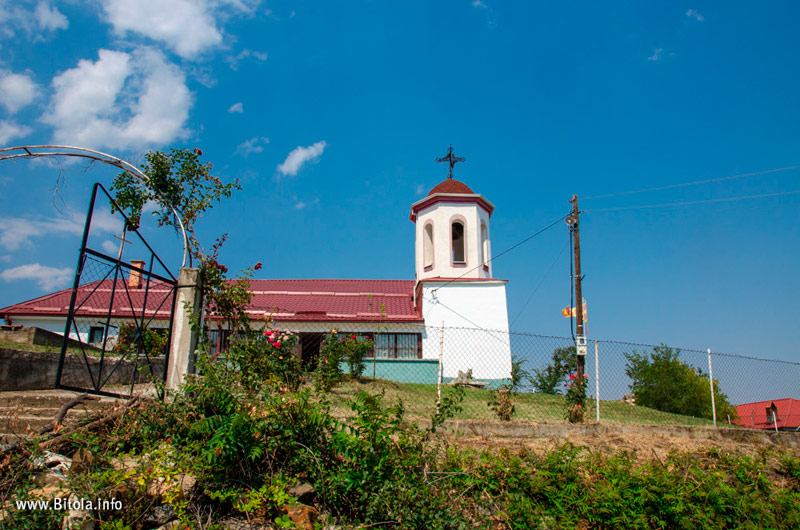 Read more about the article St. Gеorge (Св. Ѓорѓи) church in Oleveni village