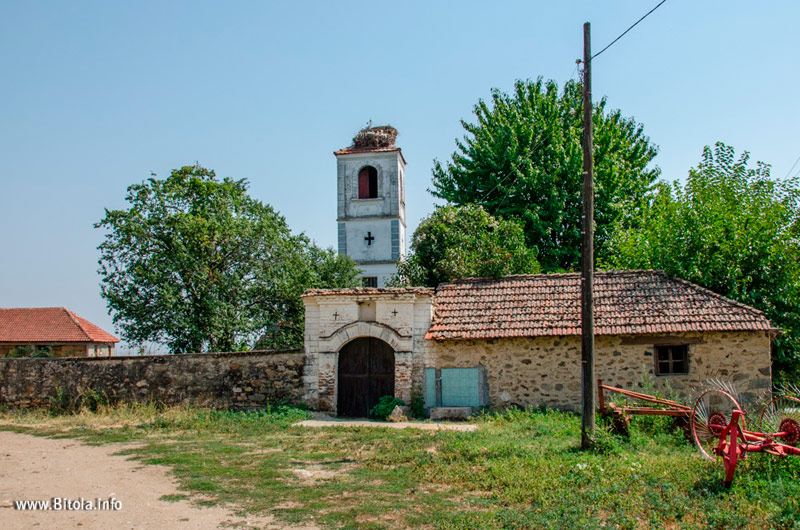 Read more about the article Holy Salvation (Св. Спас) church in village Graeshnica