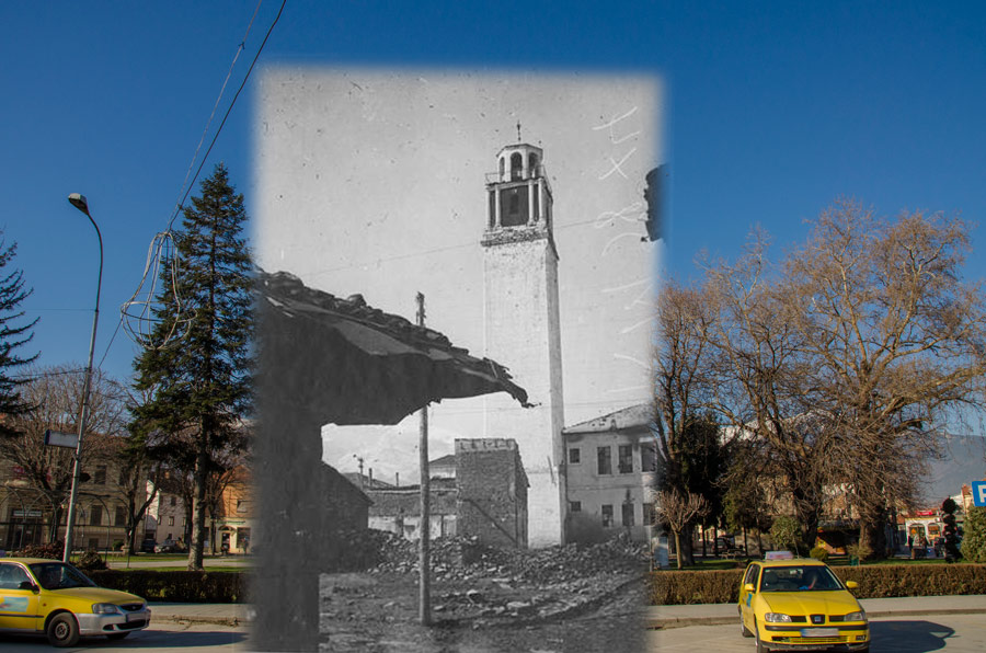 You are currently viewing Clock Tower Bitola 1917 – 2017