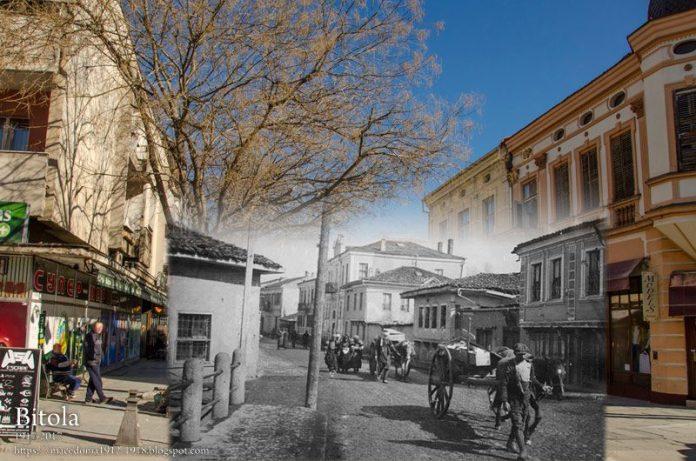 Kamen Most Bitola - 1917