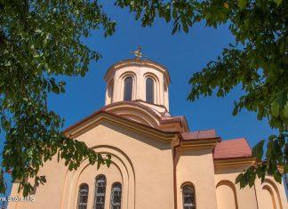 St. Mary church (Св. Богородица) in village Bukovo