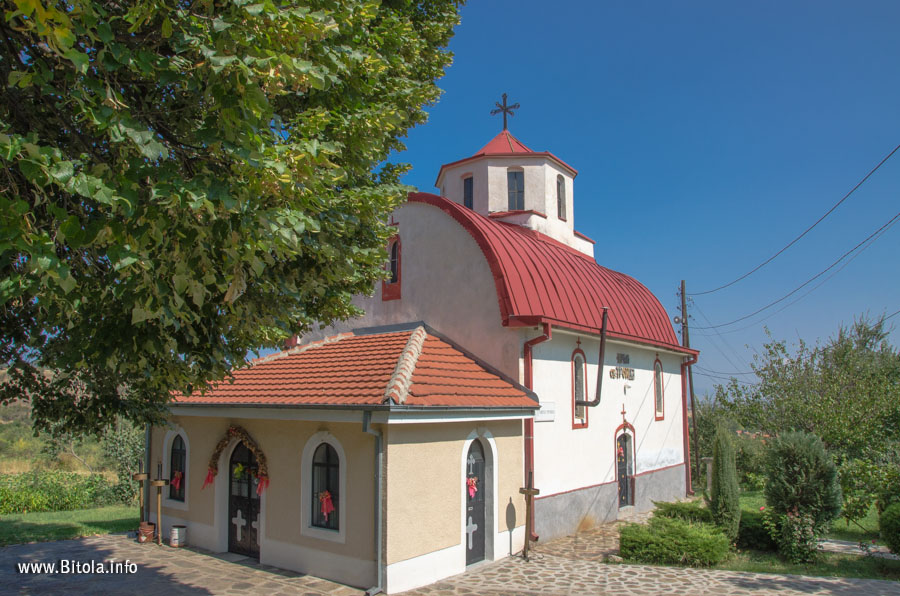 Read more about the article Holy Trinity church – Bukovski Livadi