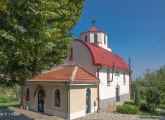 Holy Trinity church - Bukovski Livadi
