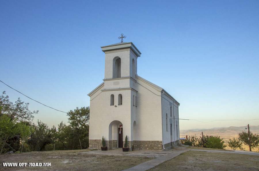 Read more about the article St. Elijah monastery in Krklino village