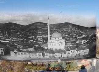 Панорама на Битола од Саат кулата - некогаш и денес