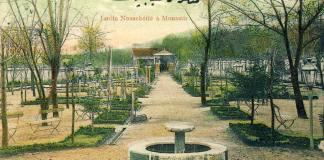 Парк Единство - Нузхетије (Nouschetie) - Парк на слободата - Битола крај на 19 век