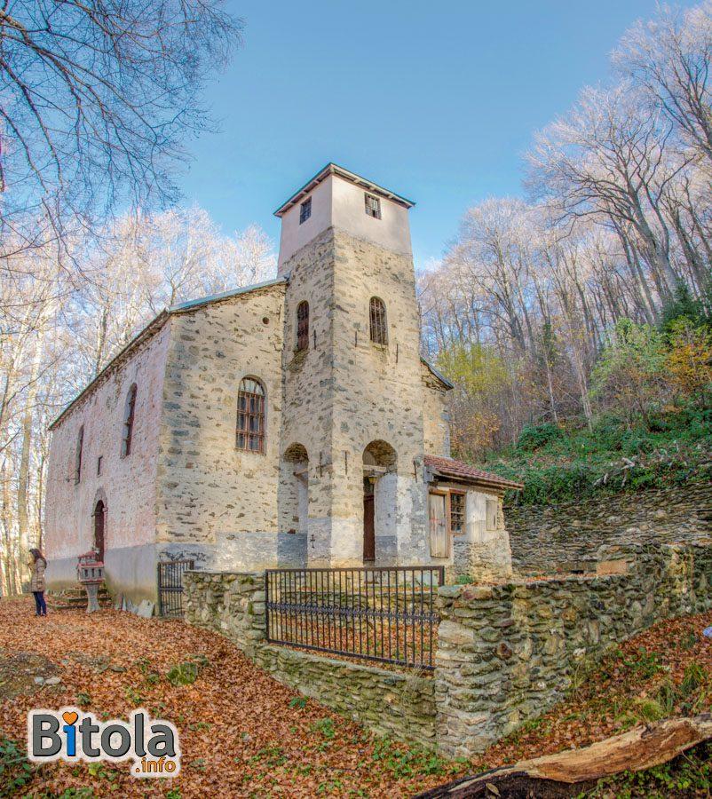 Read more about the article Св. Ана – манастир во близина на село Маловишта