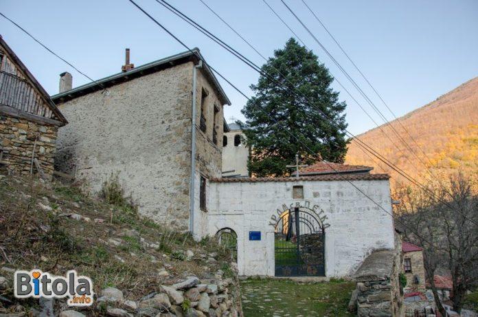 St. Petka church, Malovishte village