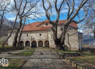 St. Dimitrij Magarevo