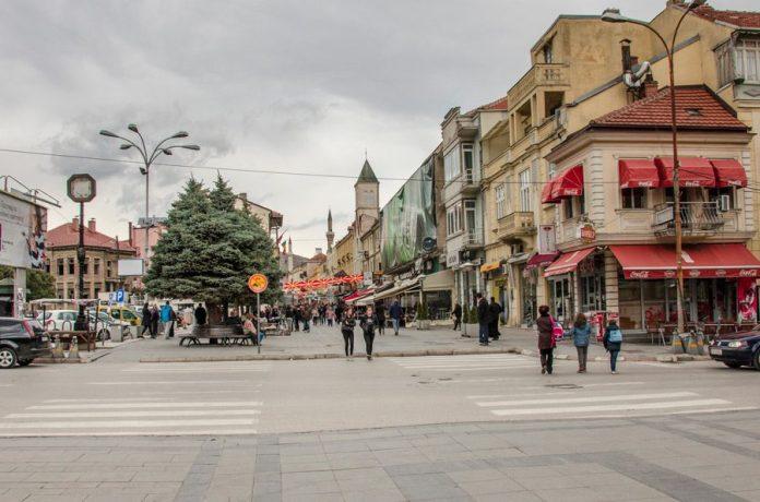 Улица Широк Сокак (до Хотел Епинал)
