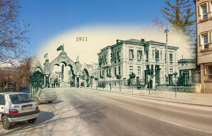 You are currently viewing Триумфални порти (арки) во Битола