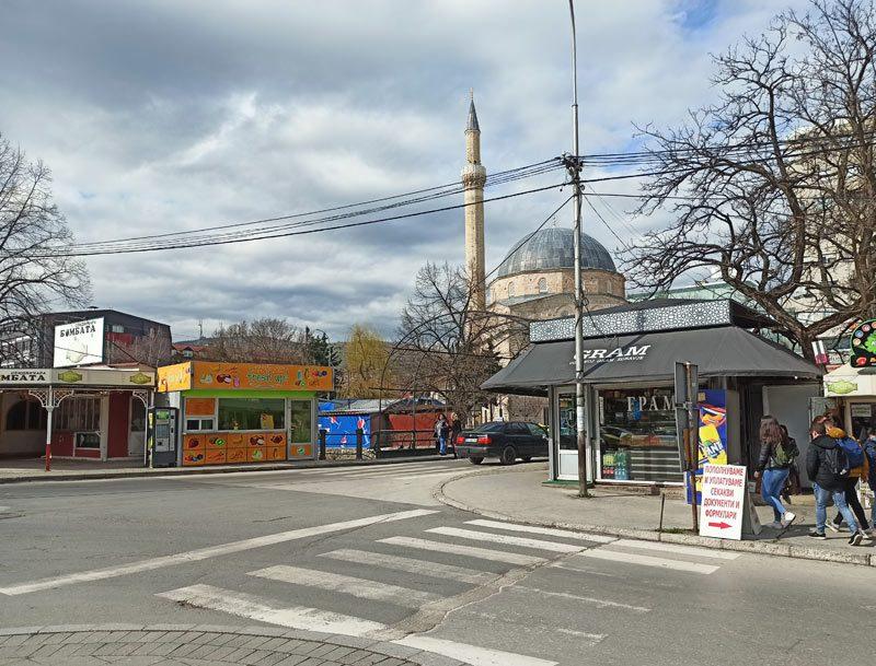 Isak Mosque, March 2020