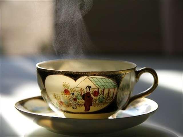 おしゃべり お茶