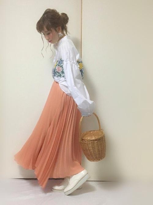 ピンクファッション