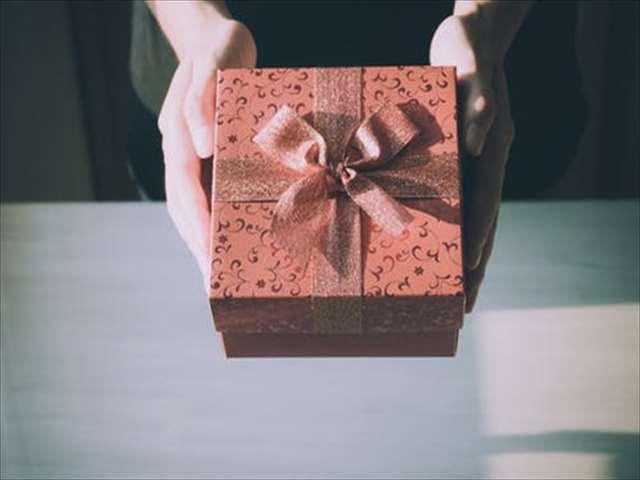 姑誕生日プレゼント