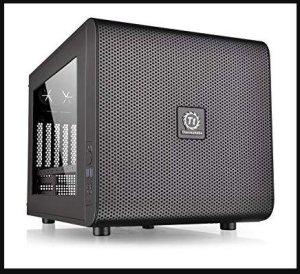 Small GPU Rig case