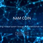 NAMコイン チャート 価格 暴落 仮想通貨ナムコイン 1日で50%以上の下落