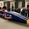 世界一 速い 車 時速1600キロの超音速車 軍用機よりは遅い