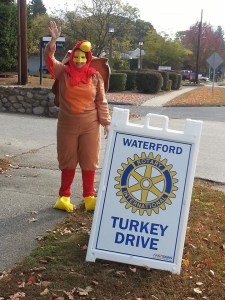 Waterford Rotary Turkey Drive