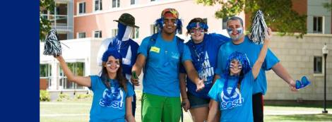 SCSU Fall 2014 Move-in Day