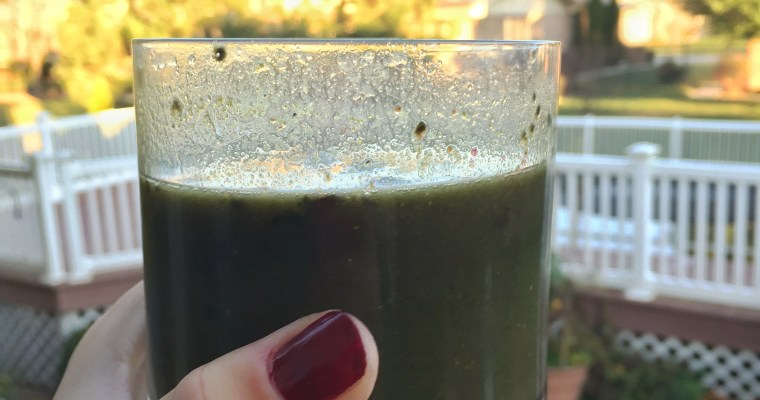 Morning Green Juice
